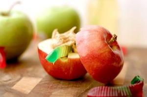 Poen en Toekie se wurmappels